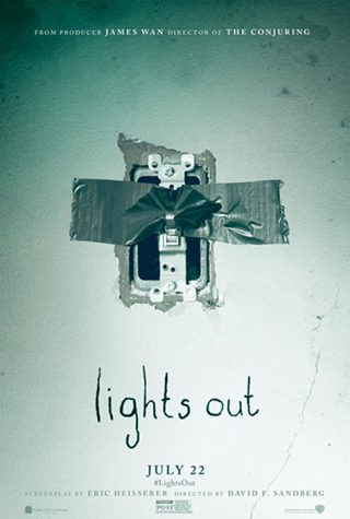 """Lights Out"" renewed my fear of the dark"