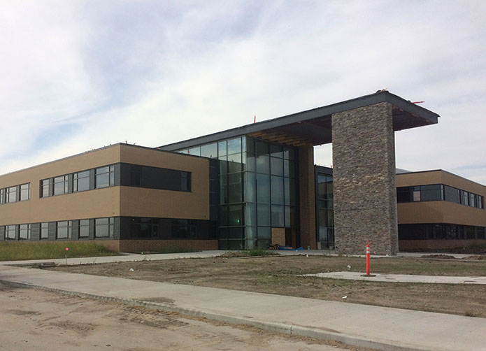 New high school taking major steps toward completion