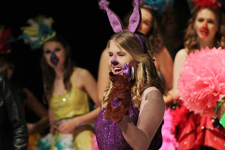 """Seussical"" takes the stage"