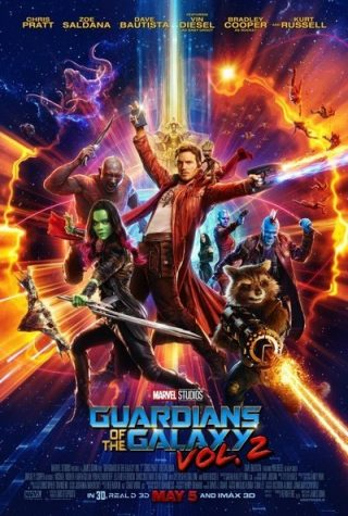 """The """"Guardians of the Galaxy"""" return for more out-of-this-world fun in """"Vol. 2"""""""