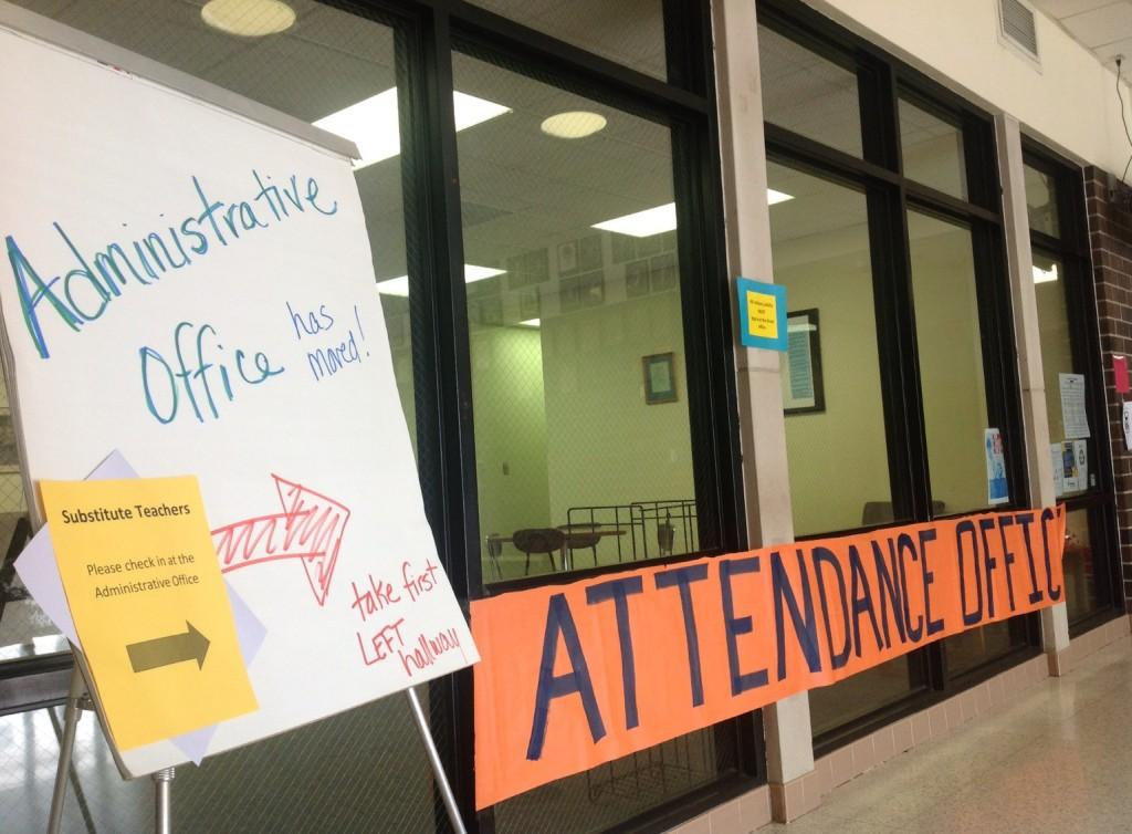The New Attendance Office