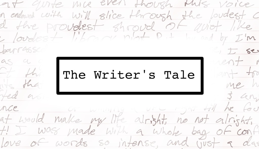 The+writer%27s+tale