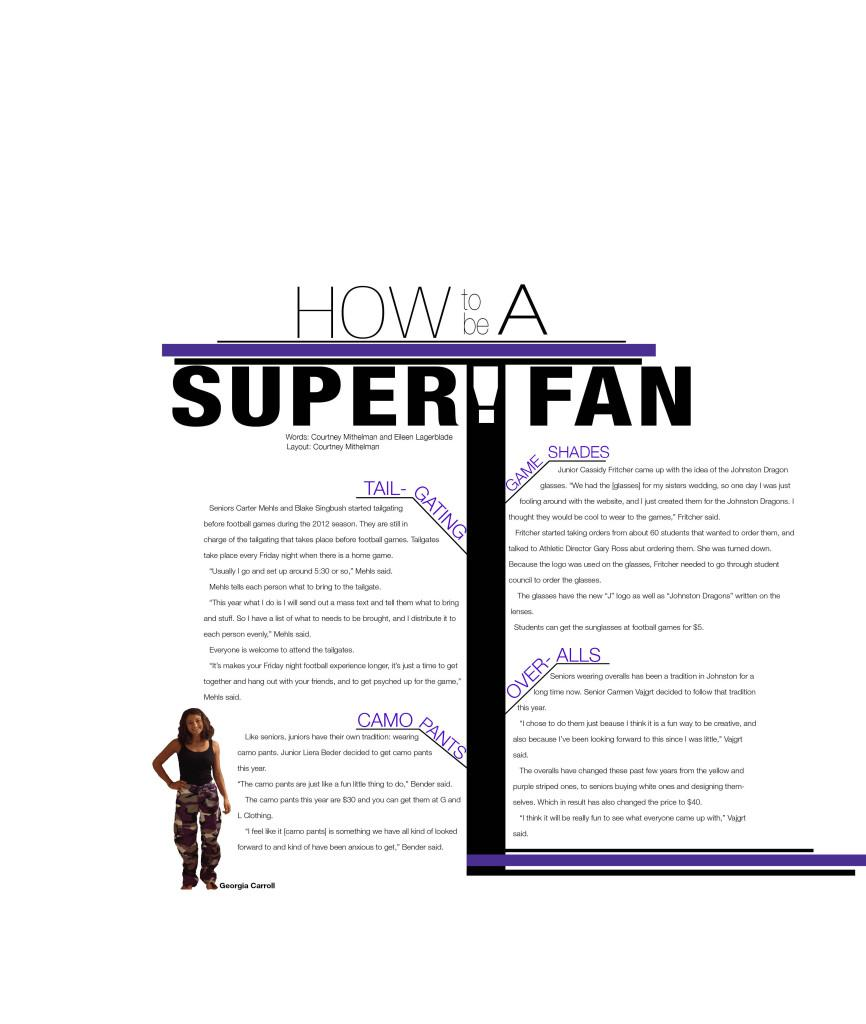 How to be a Superfan
