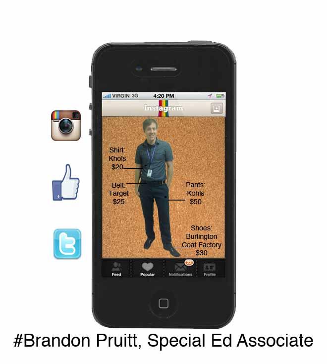 #JHSOOTW: Brandon Pruitt