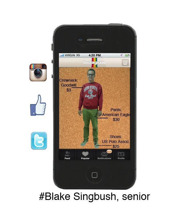 #JHSOOTW: Blake Singbush