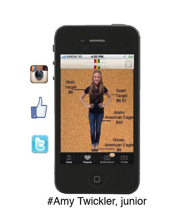 #JHSOOTW : Amy Twickler