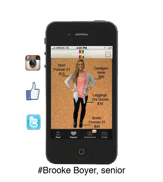 #JHSOOTW: Brooke Boyer