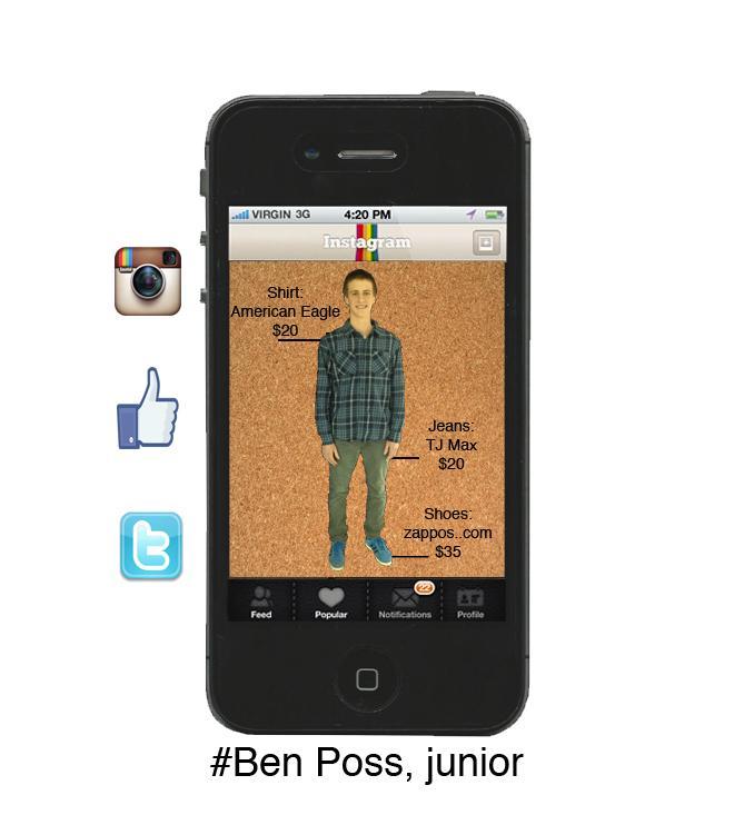 #JHSOOTW: Ben Poss