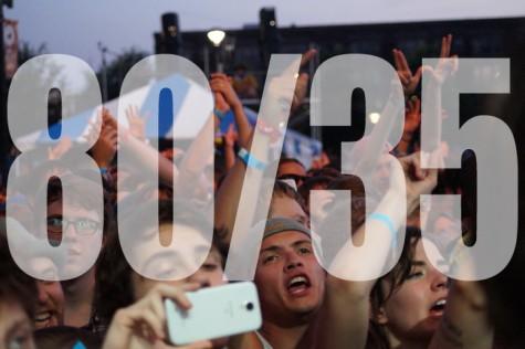 80/35 Music Festival: Day 2