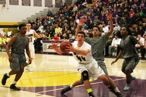 Dragons fall to Roughriders in substate match-up