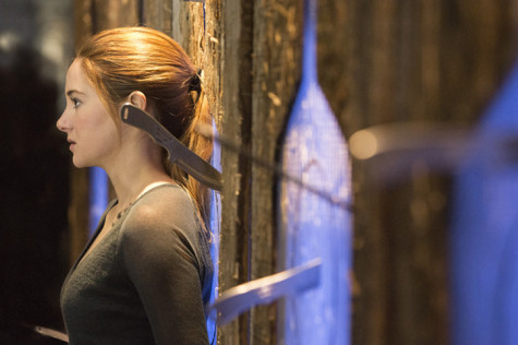 """Divergent"" lives up to books standards"