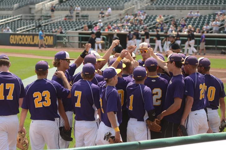 The Dragons won the first game 8-3 against Waukee, and some called it the upset of the tournament.