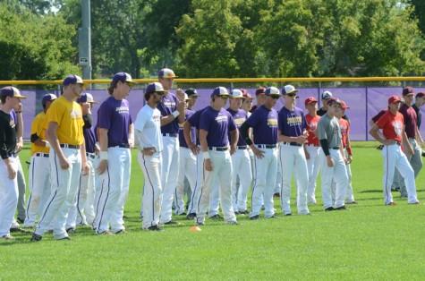 Annual baseball showcase benefits players, community