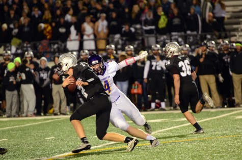 Dragons defeat Ankeny Centennial in play-off blowout