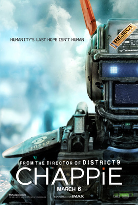 Chappie: An artificially intelligent story