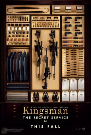 """""""Kingsman"""" pays homage to the spy genre"""