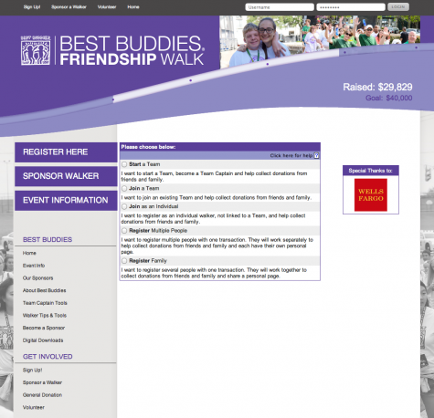 Best Buddies is preparing for the West Des Moines Friendship Walk Saturday, May 9. The Johnston chapter has raised one of the top amounts for the walk in donations. To register for the walk visit http://www.bestbuddiesiowa.org.