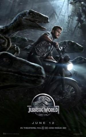 """Jurassic World"": a roaring-good time"
