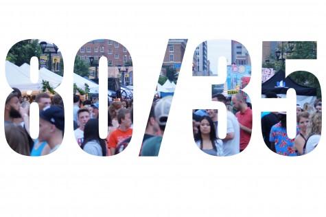 80/35 Music Festival: Day 1