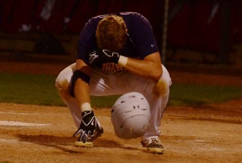 Boys' varsity baseball team comes close to state