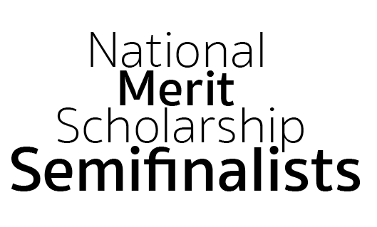 Students named National Merit Semifinalist