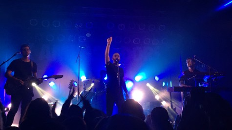 X Ambassadors wow as they sell out Wooly's