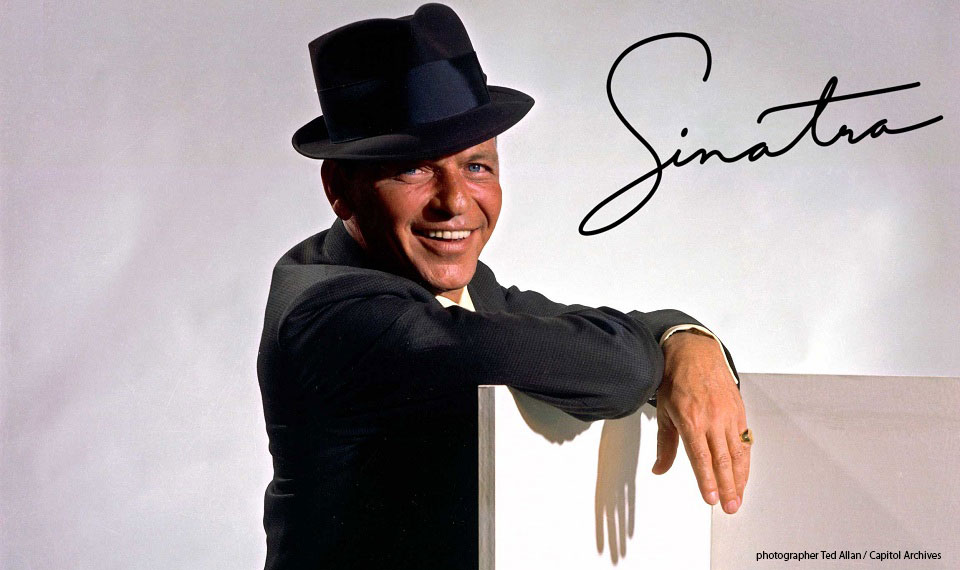 Official Frank Sinatra site