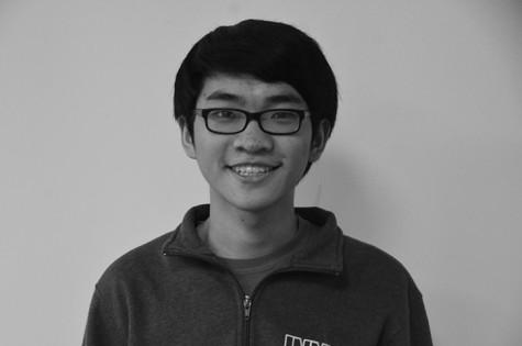Photo of Justin Hu
