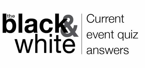 April current event quiz answers