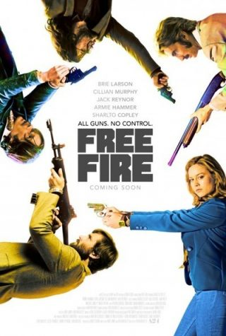 """Free Fire"" aims for bloody fun and hits the bullseye"