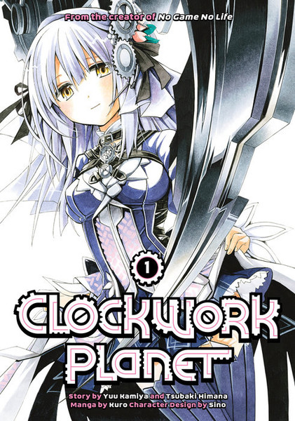 Clockwork Planet; personality with plot