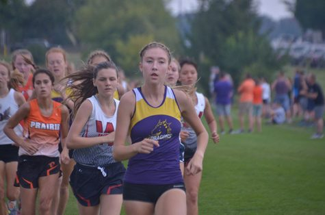 Johnston teams shine at Heartland Cross Country meet