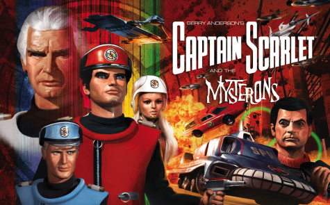 """""""Captain Scarlet and the Mysterons"""" – a story of the indestructable"""