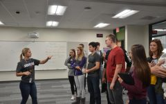Government students learn how to caucus