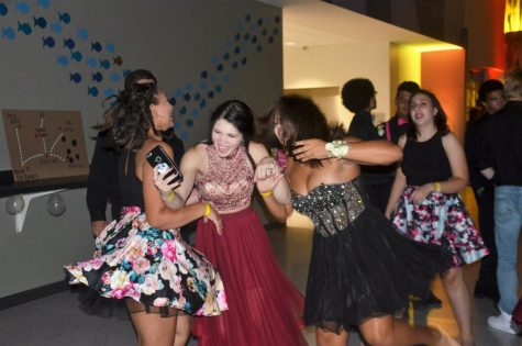 Homecoming Dance: Under the Sea