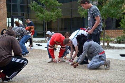 Biology classes simulate survival of the fittest