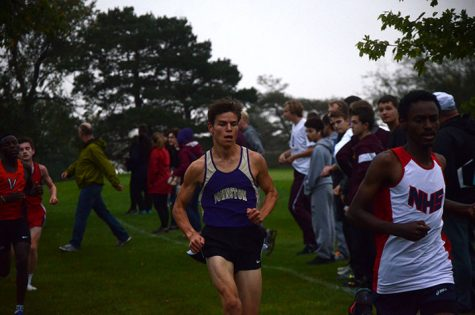 Cross country teams almost sweep at Fort Dodge