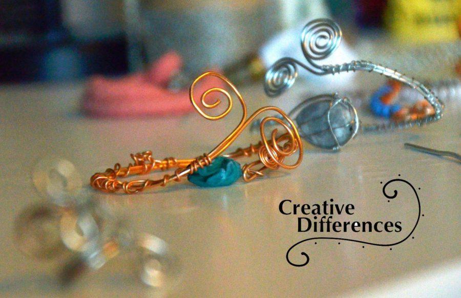Sarah Andreason; jeweler in the making