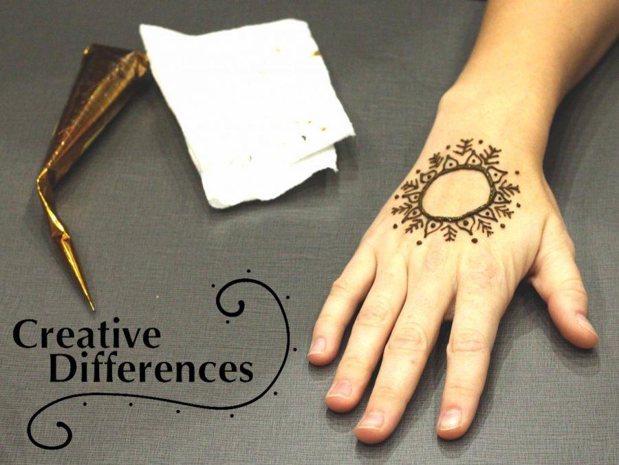 Henna Party Etiquette : Parul srivastava s henna u the black white