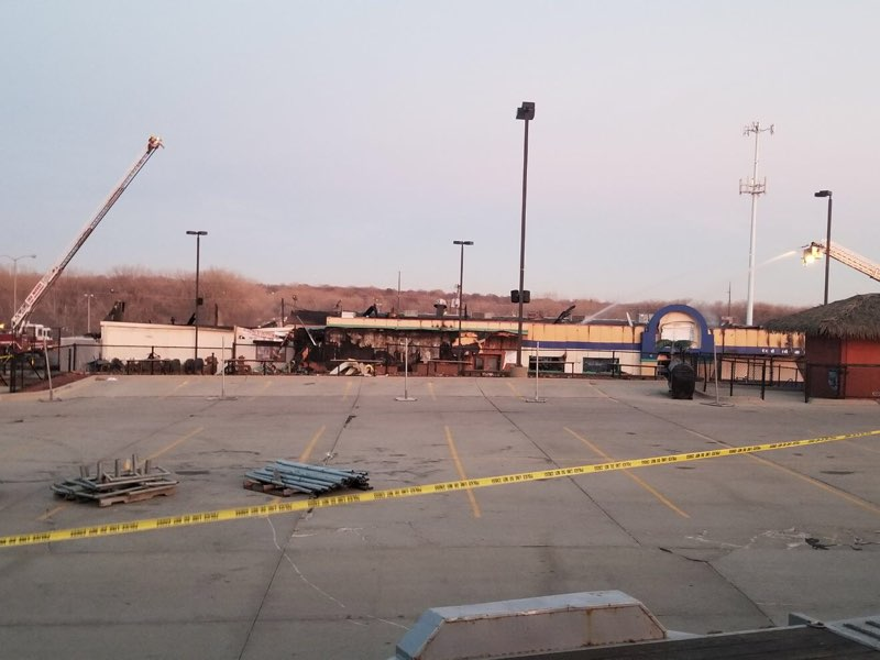 Plaza Lanes burns down in accidental fire