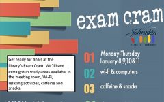 Johnston public library to hold finals week activities