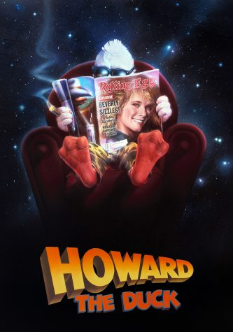 """Howard the Duck,"" ridiculously funny, or just ridiculous?"