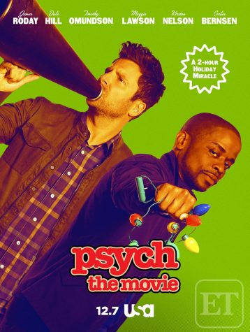 Psych: The Movie; a fun throwback to a beloved show