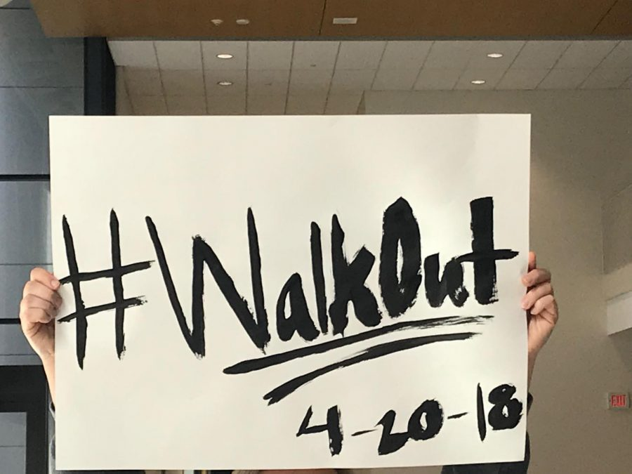 Student walkouts lead to concern over punishment