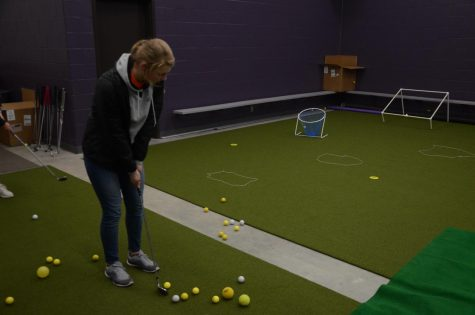 Advanced golf practice facility opens