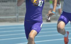 Grant Lair wins 800m at State