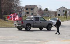 Protest leads to questions of what flags can be flown at school