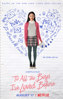 To All The Boys I've Loved Before: An Average Love Story