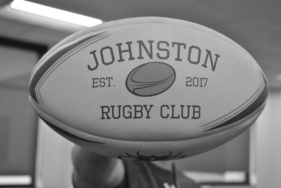 The Johnston rugby ball