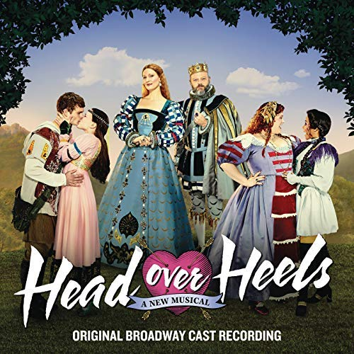 Head Over Heels Original Cast Recording